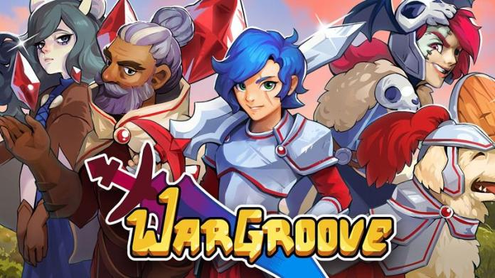 Get a physical edition of Wargroove for the PlayStation 4