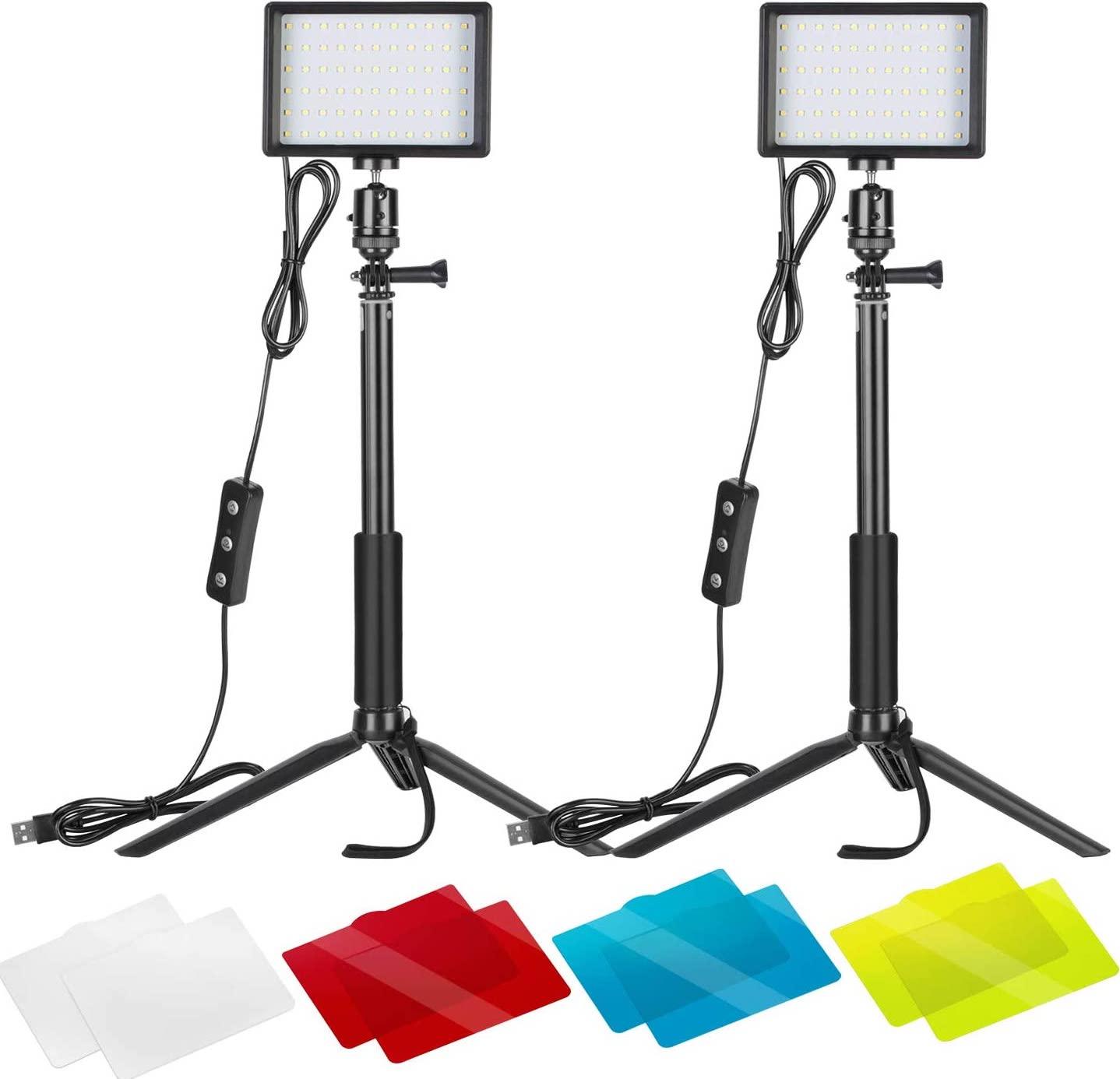 best lighting for webcam streaming 2021