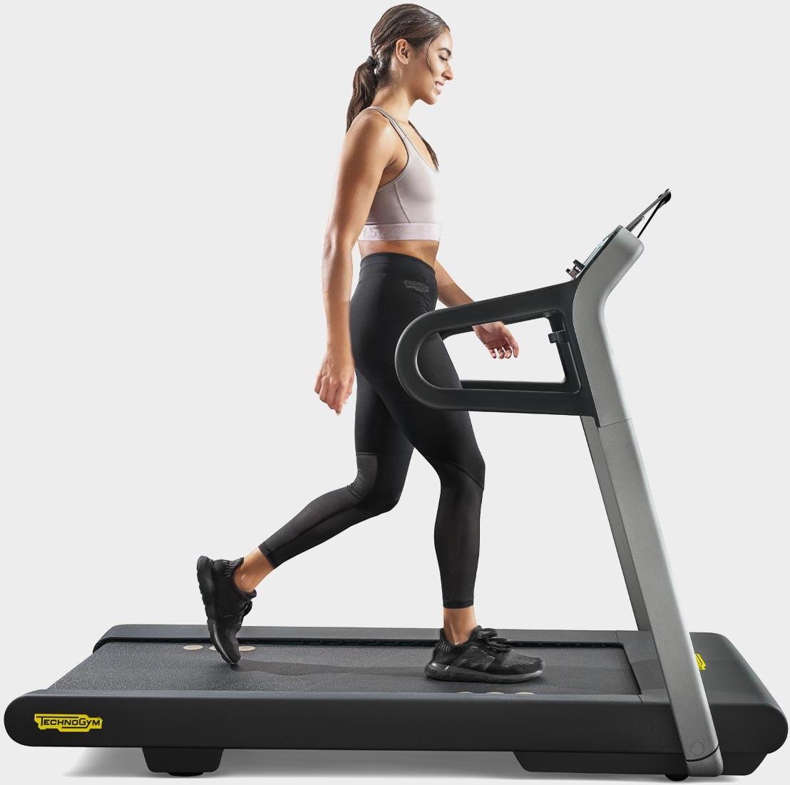 Technogym Myrun Treadmill Running Walking Family