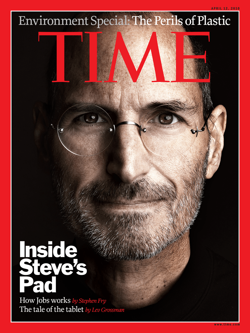 Time Magazine Cover Story Steve Jobs Apple and iPad  iMore