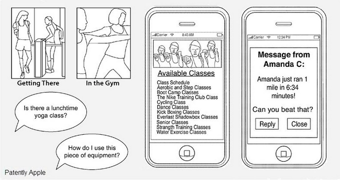 Is Apple working on its own Fitness Center integration for