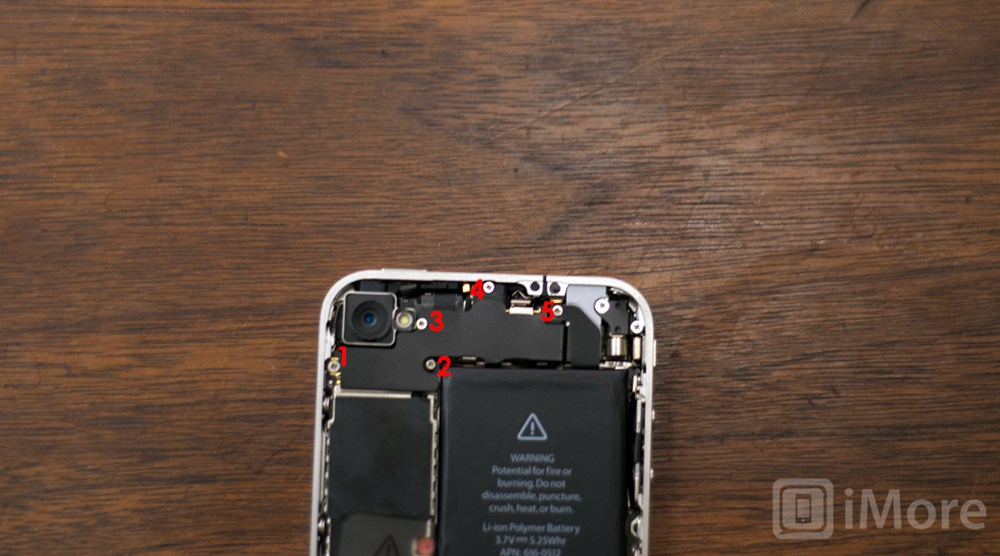 medium resolution of remove the top logic board shield