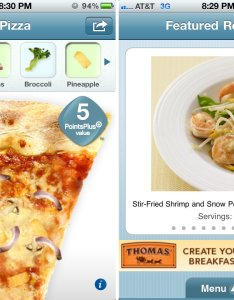 View recipes and cheat sheets with weight watchers mobile also review best diet plan app for iphone imore rh