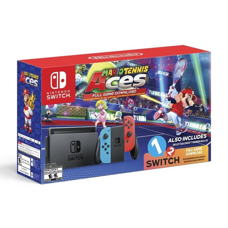 This Newly Announced Nintendo Switch Bundle Arrives Just