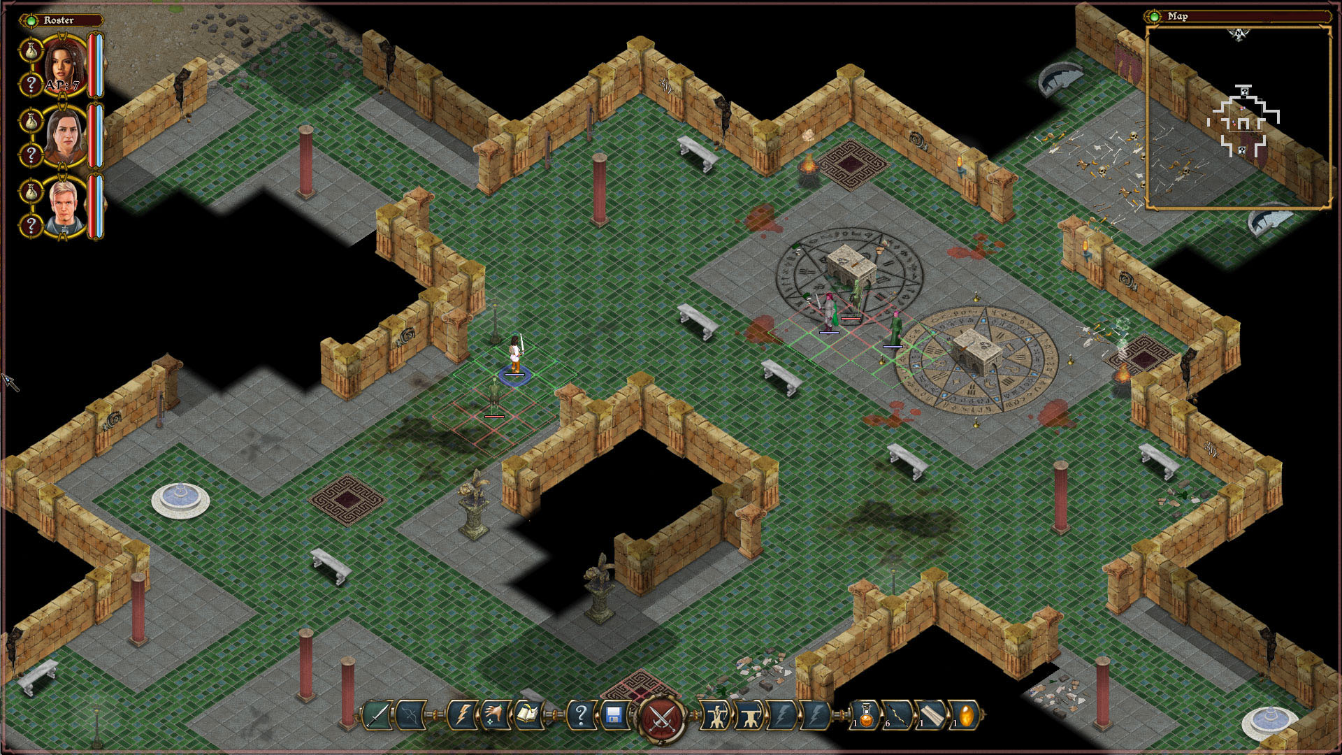 Avadon 2 Old School Style Rpg Set For Oct 30 Release Imore