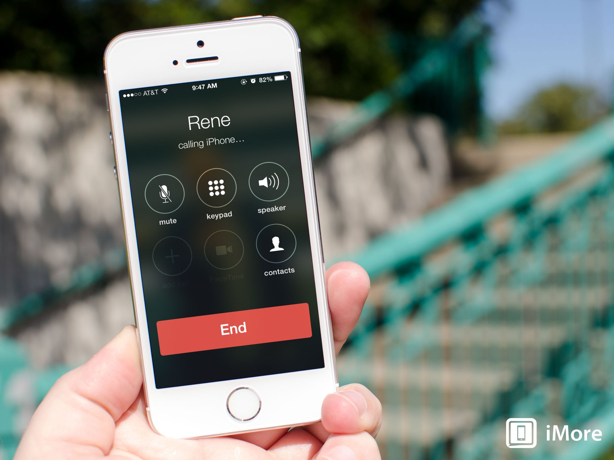 How to improve the audio quality of calls on iPhone