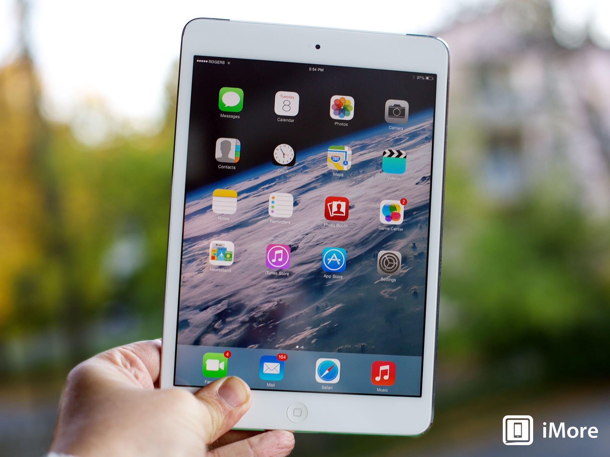Imagining iPad mini 2: Retina display and the gold play