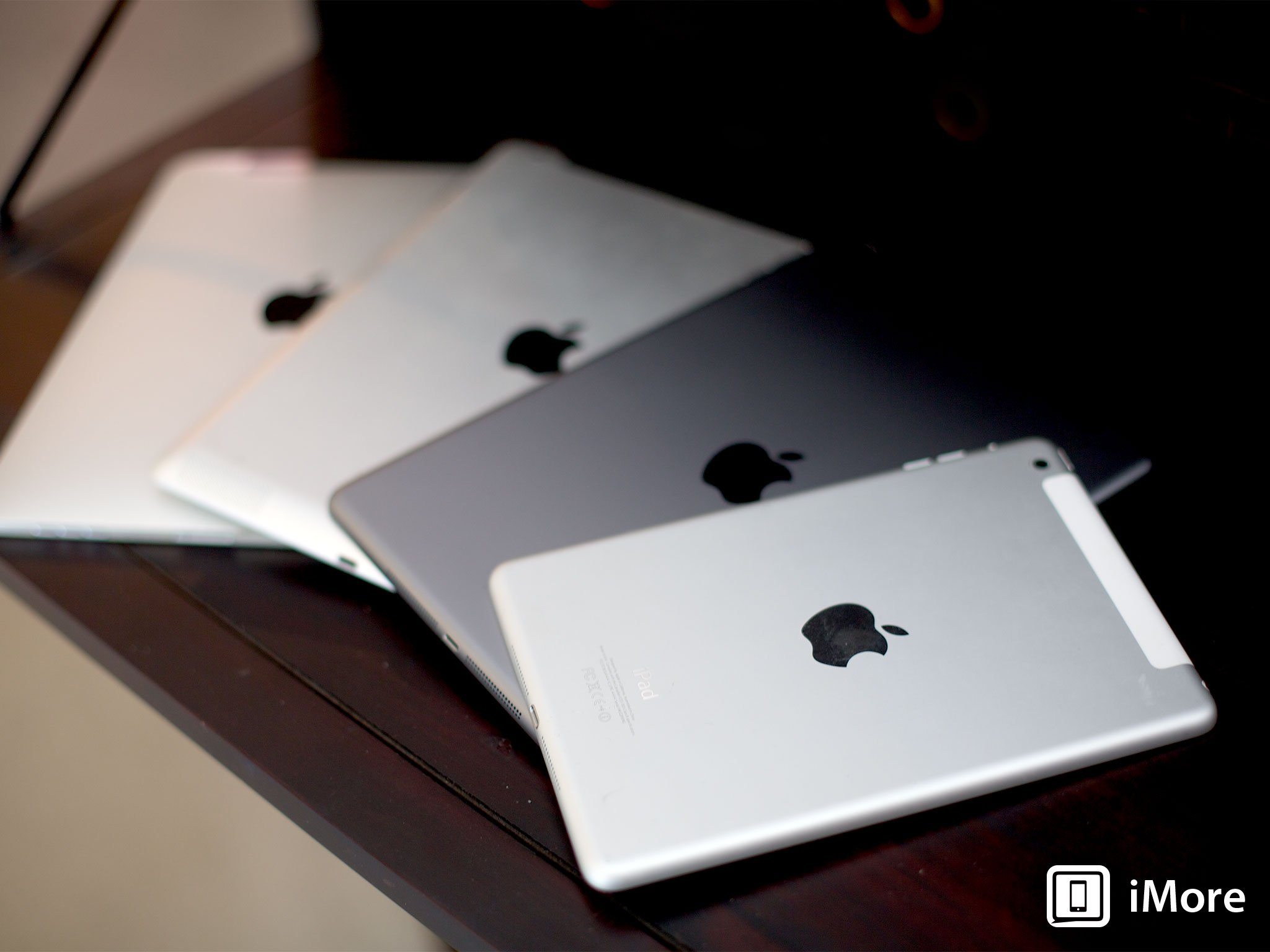 iPad Air: Design evolution