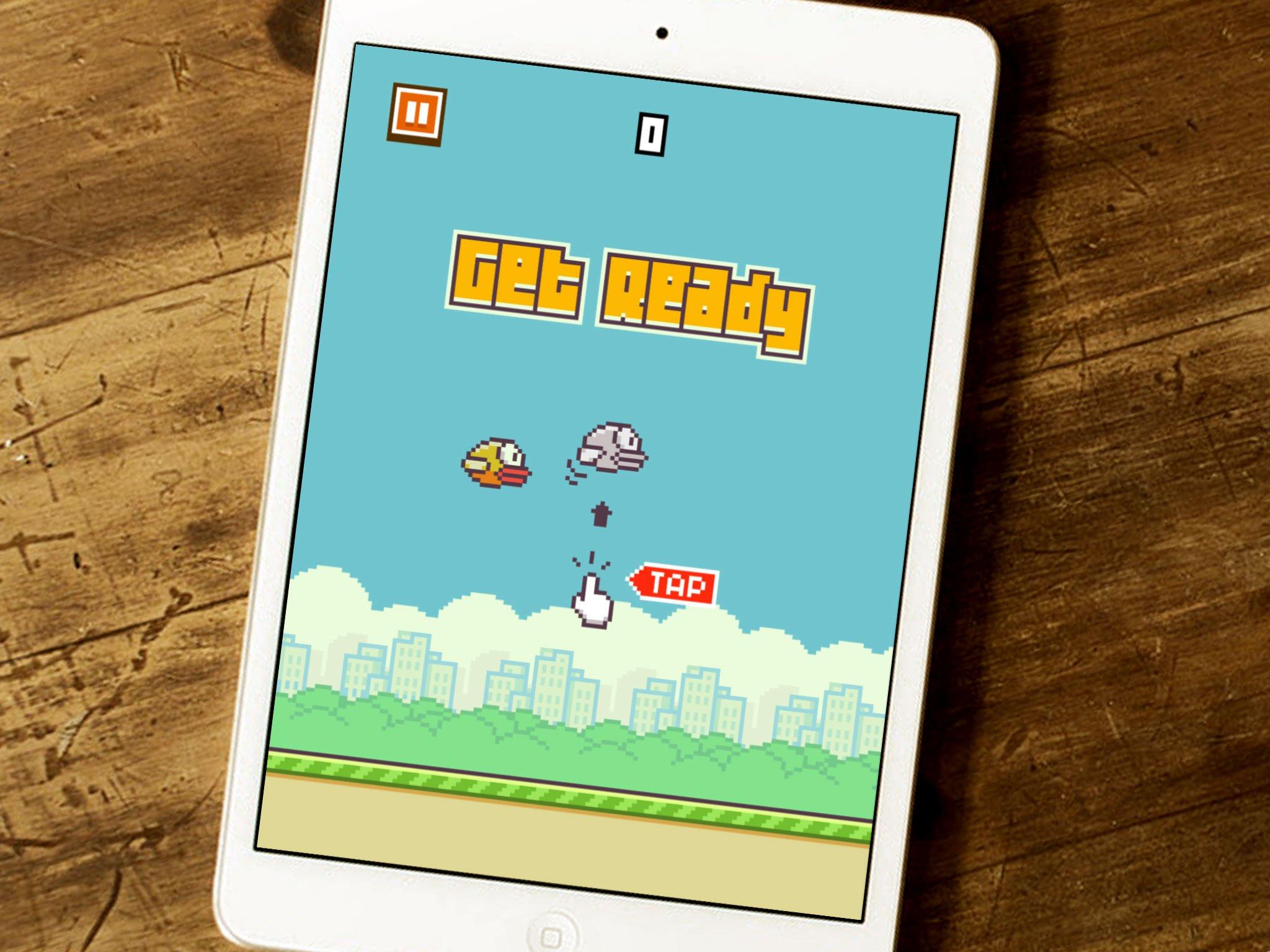 Flappy Bird developer pulls the game