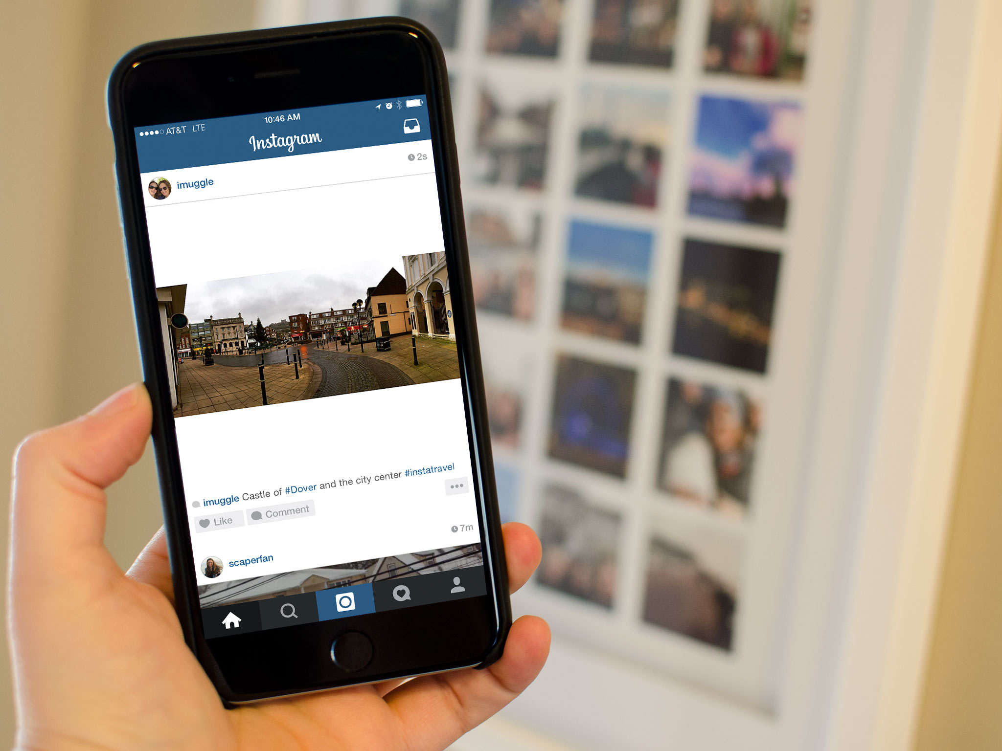 You can finally post full-size landscape and portrait photos on Instagram!