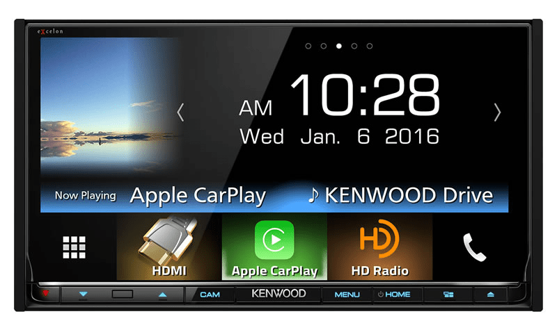Dodge Stereo Wiring Diagram Kenwood Expands Lineup Of Carplay Head Units Imore