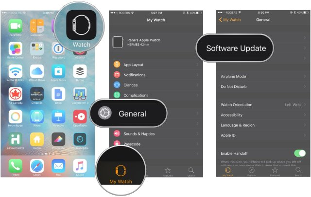 Apple releases watchOS 6 developer beta 4 - Everything Apple