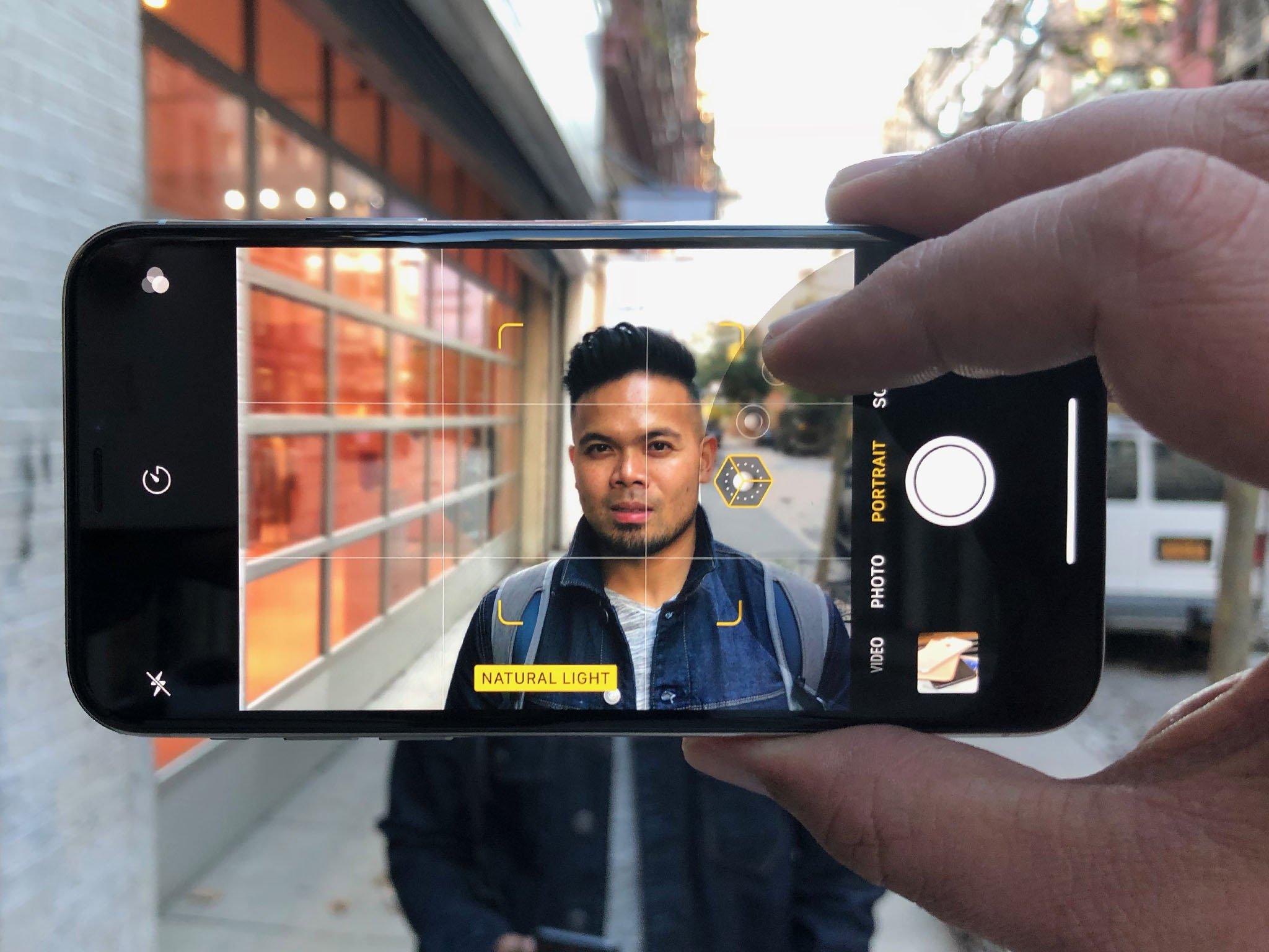 Portrait Lighting Mode Iphone 7 Plus