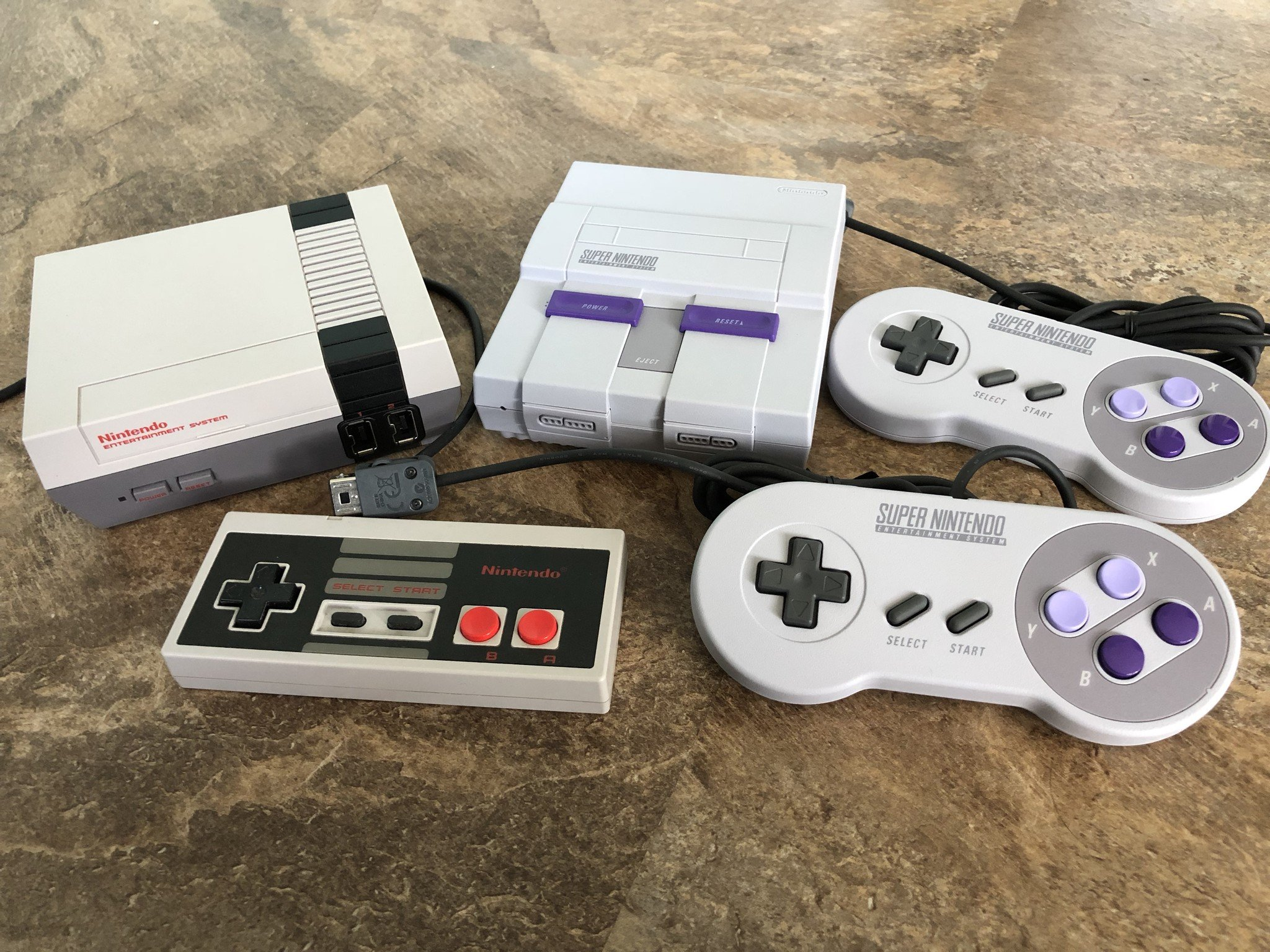 Nes Classic Edition Vs Snes Classic Edition Which Should