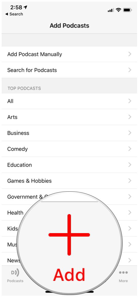 Here's how to add podcast subs to five popular apps