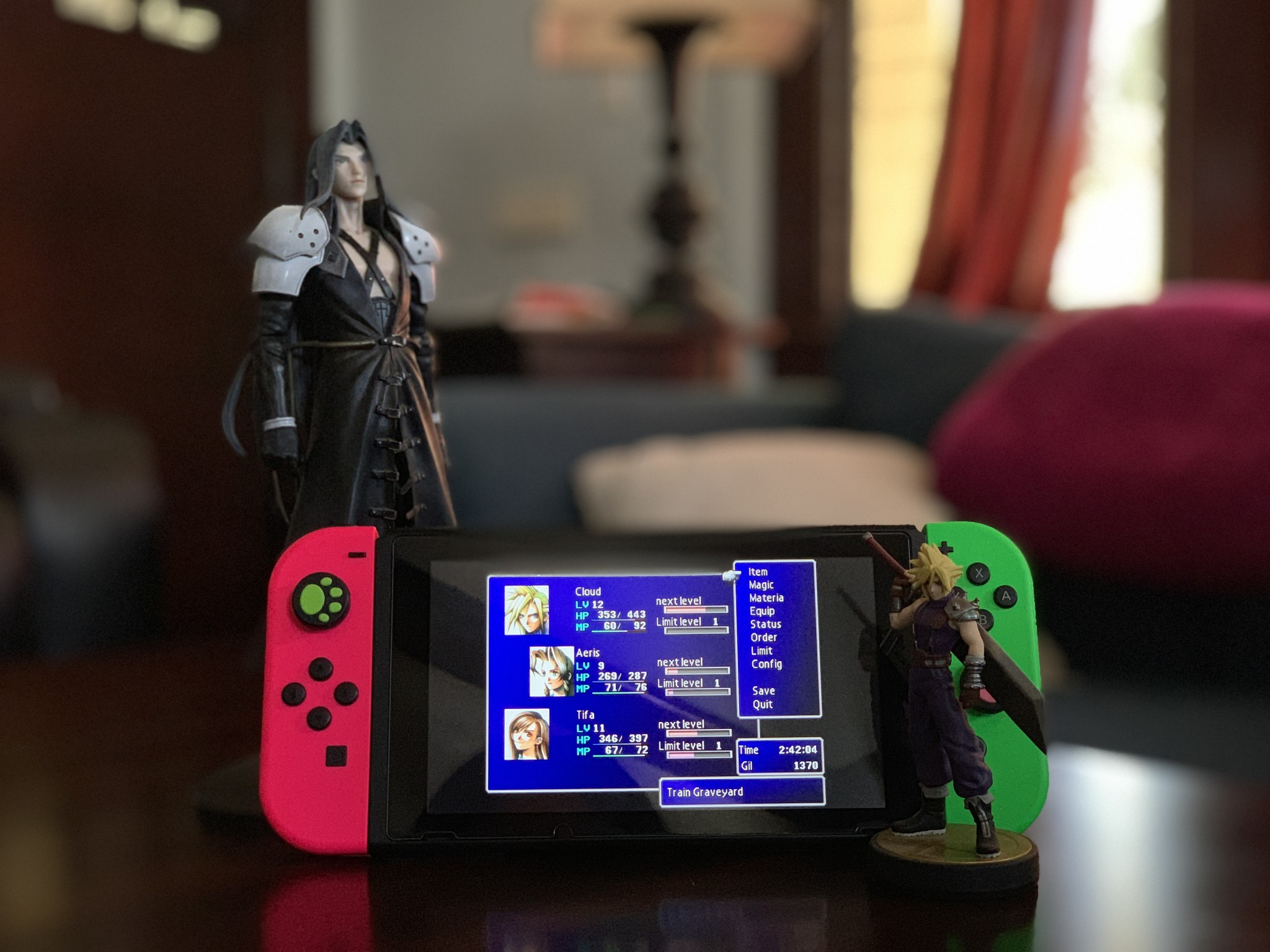 Final Fantasy 7 For Nintendo Switch Review A Tried And True Classic For Your Switch IMore
