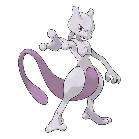 Pokemon 150 Mewtwo