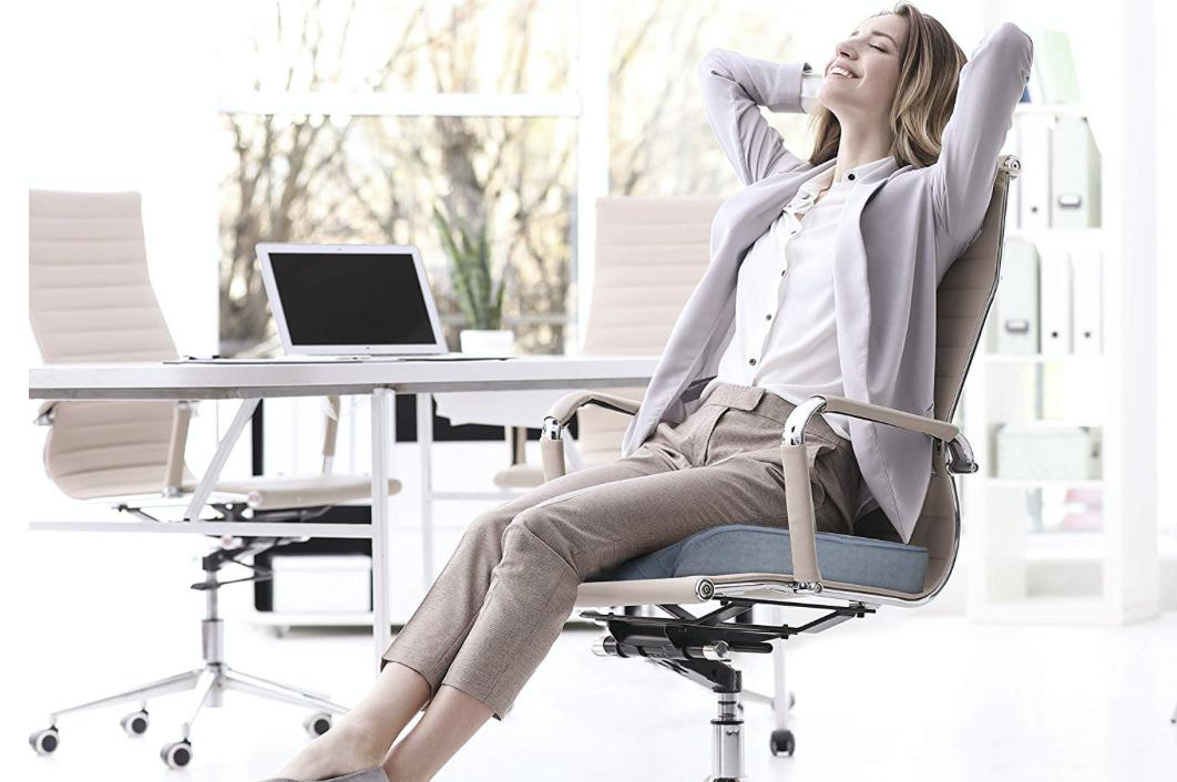 best seat cushion for your office chair