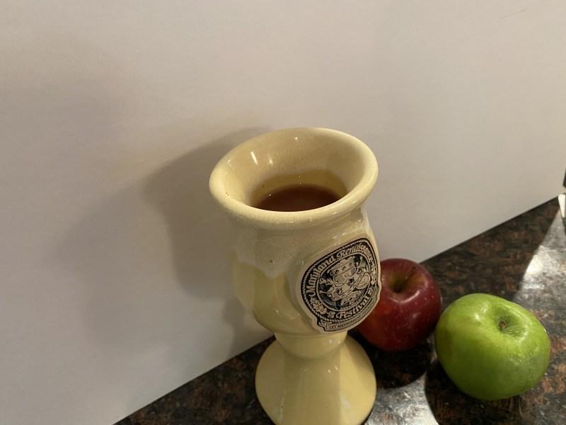 Instant Pot Apple Cider Mug