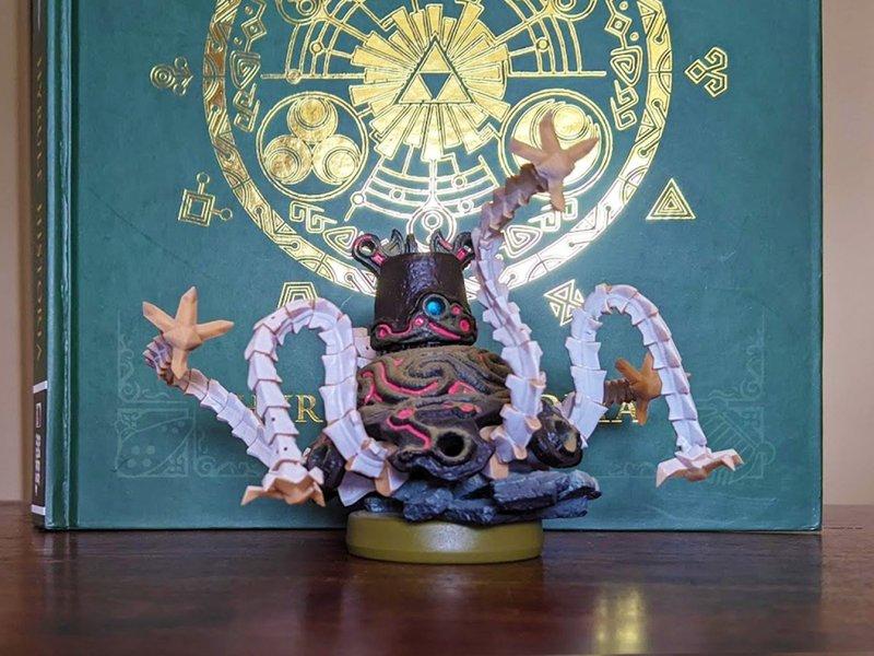 Zelda Botw Guardian Amiibo