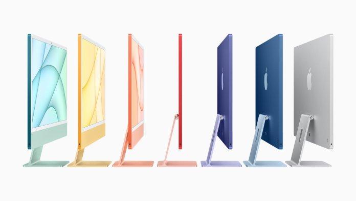 iMac (2021)