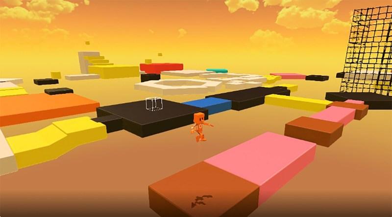 Game Builder Garage Lava Land