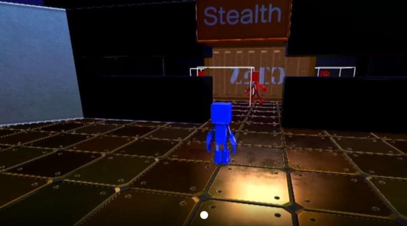 Game Builder Garage Stealth Game