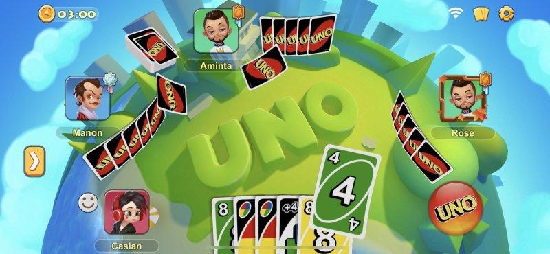 Uno Game Screenshot