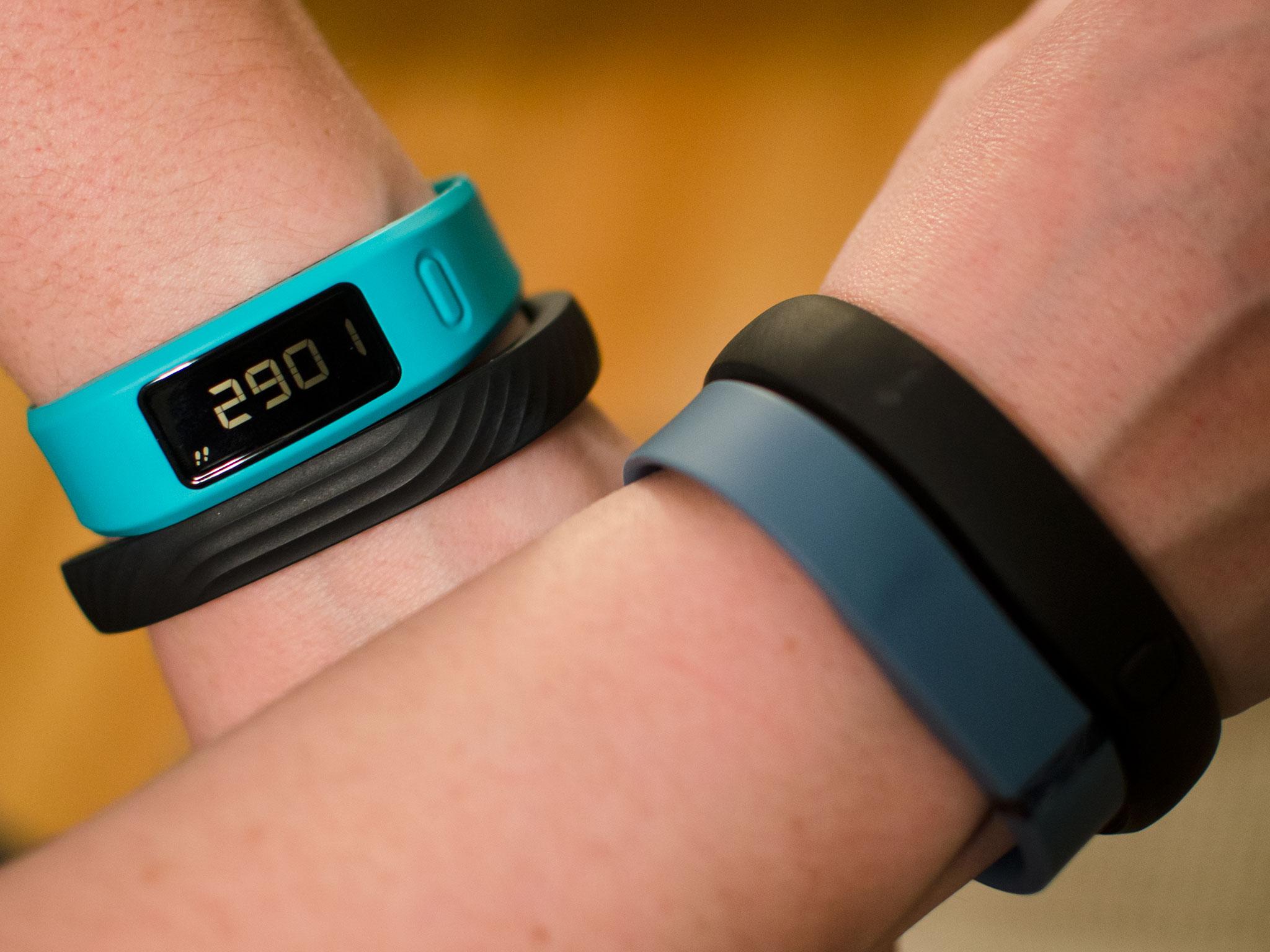 Best fitness tracker: Fitbit Flex vs Jawbone UP24 vs Nike FuelBand SE vs Garmin vivofit!