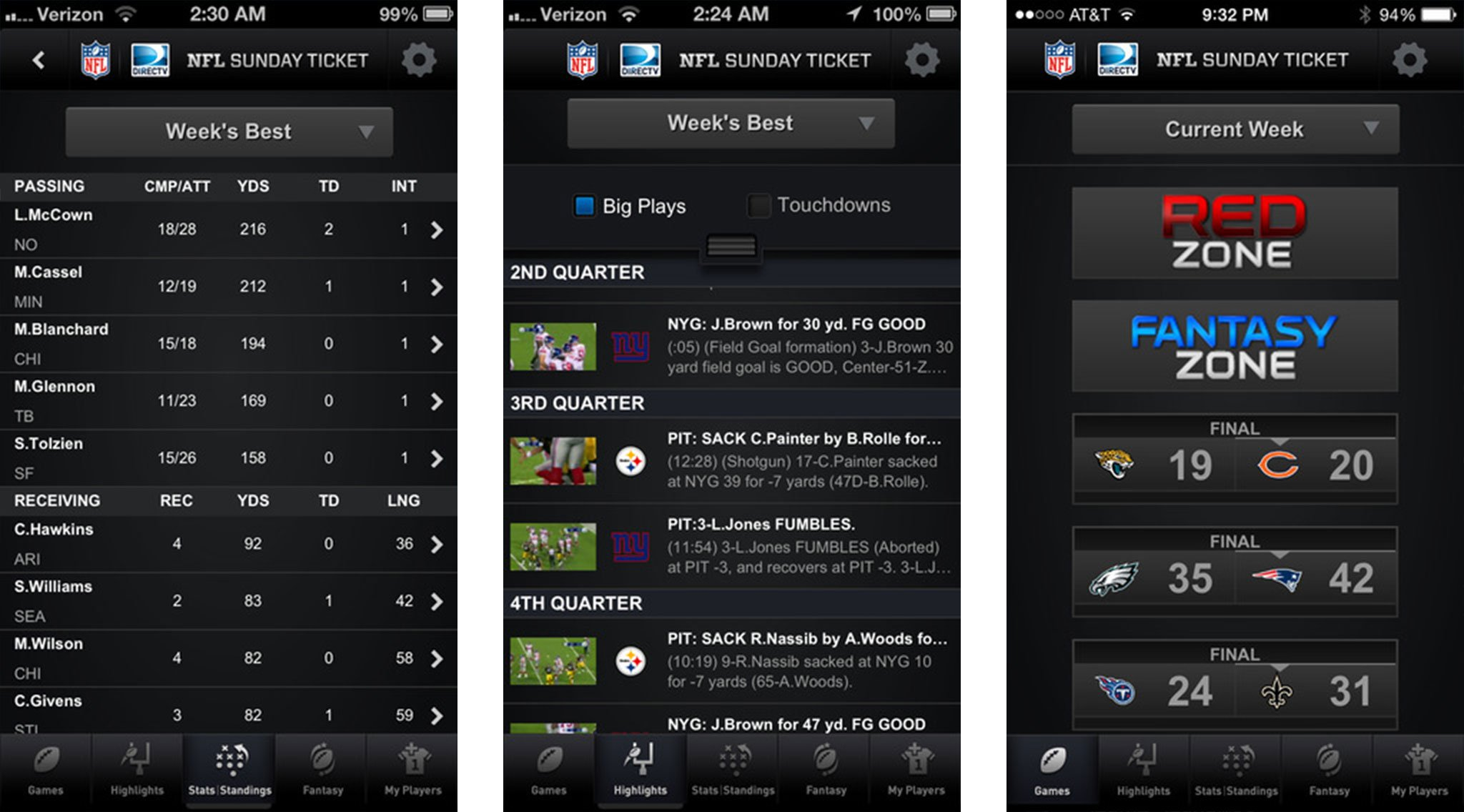 Best NFL apps for iPhone Play by play coverage of your favorite teams  iMore
