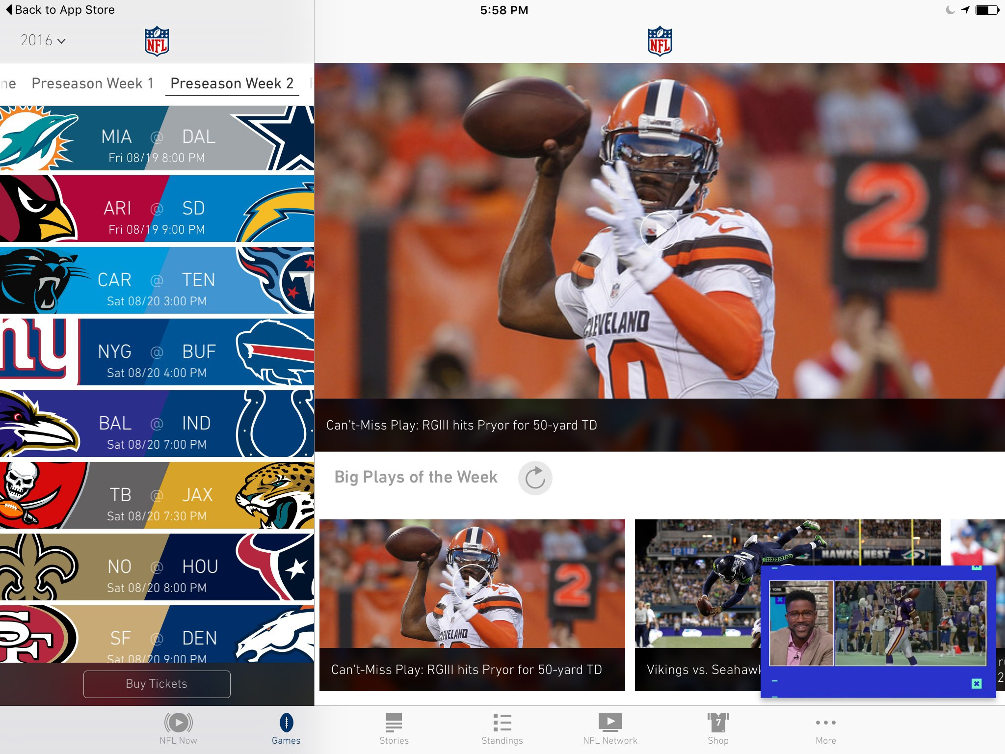 Best apps for following the 2016 NFL season  iMore