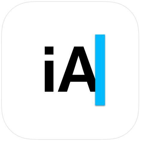 iA Writer App Icon