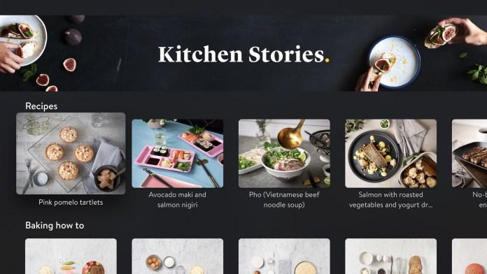 Kitchen Stories