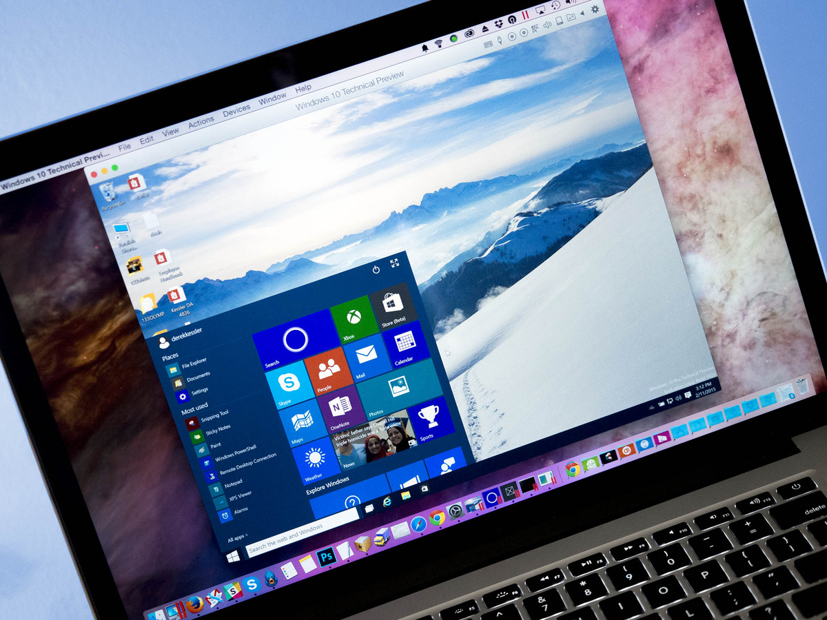 Parallels 14 Windows Mac Faster