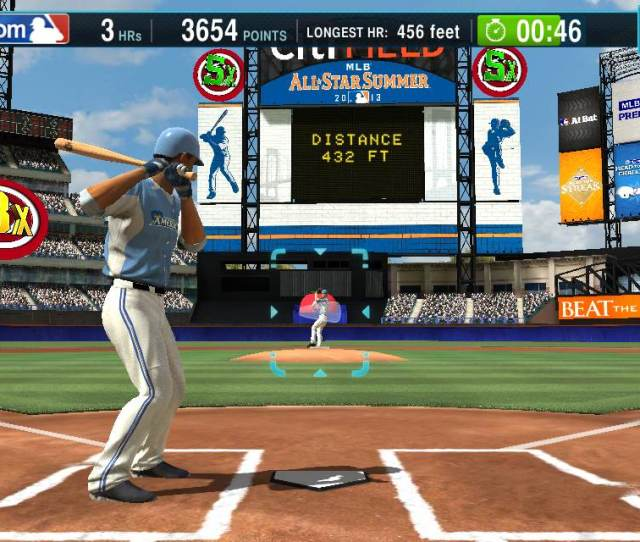 Bases Itself Solely Around One Of The Fun To Watch Extras Of The All Star Weekend The Home Run Derby So A Perfect Casual Game For The Baseball Fan