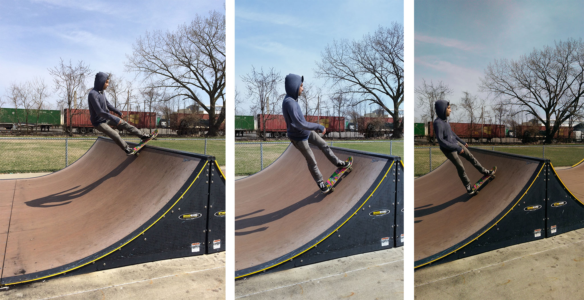 iPhone 5s vs. Galaxy S5 vs. HTC One M8: Capturing motion
