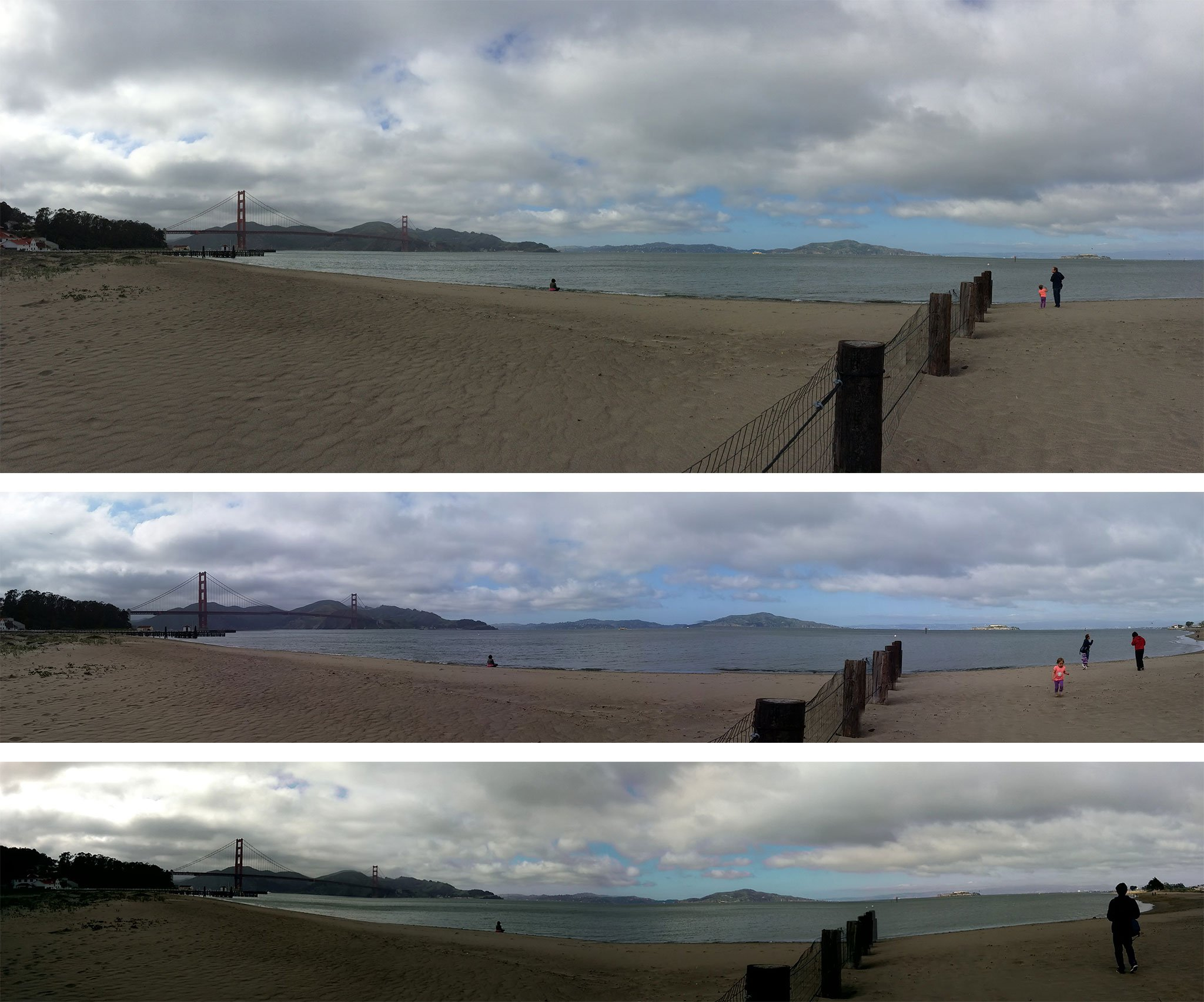 iPhone 5s vs. Galaxy S5 vs. HTC One M8: Panoramas