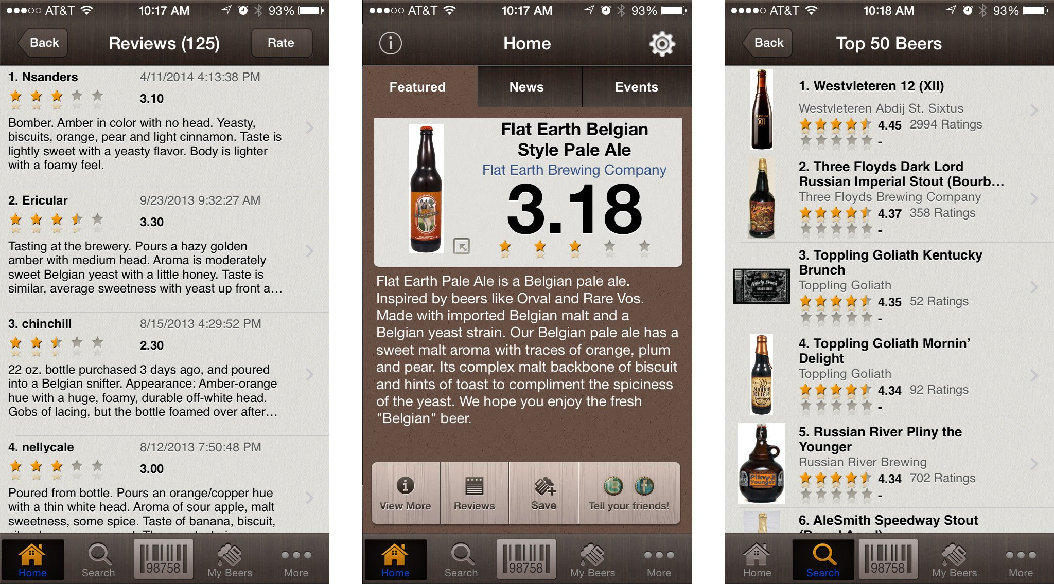 Best beer and wine apps for iPhone: Beer Buddy