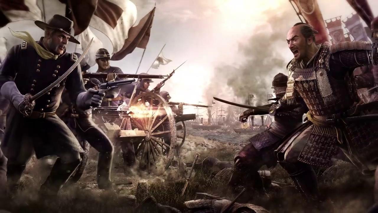 Total War Shogun 2 Fall Of The Samurai Wallpaper Hd Total War Shogun 2 Fall Of The Samurai Joins The Battle