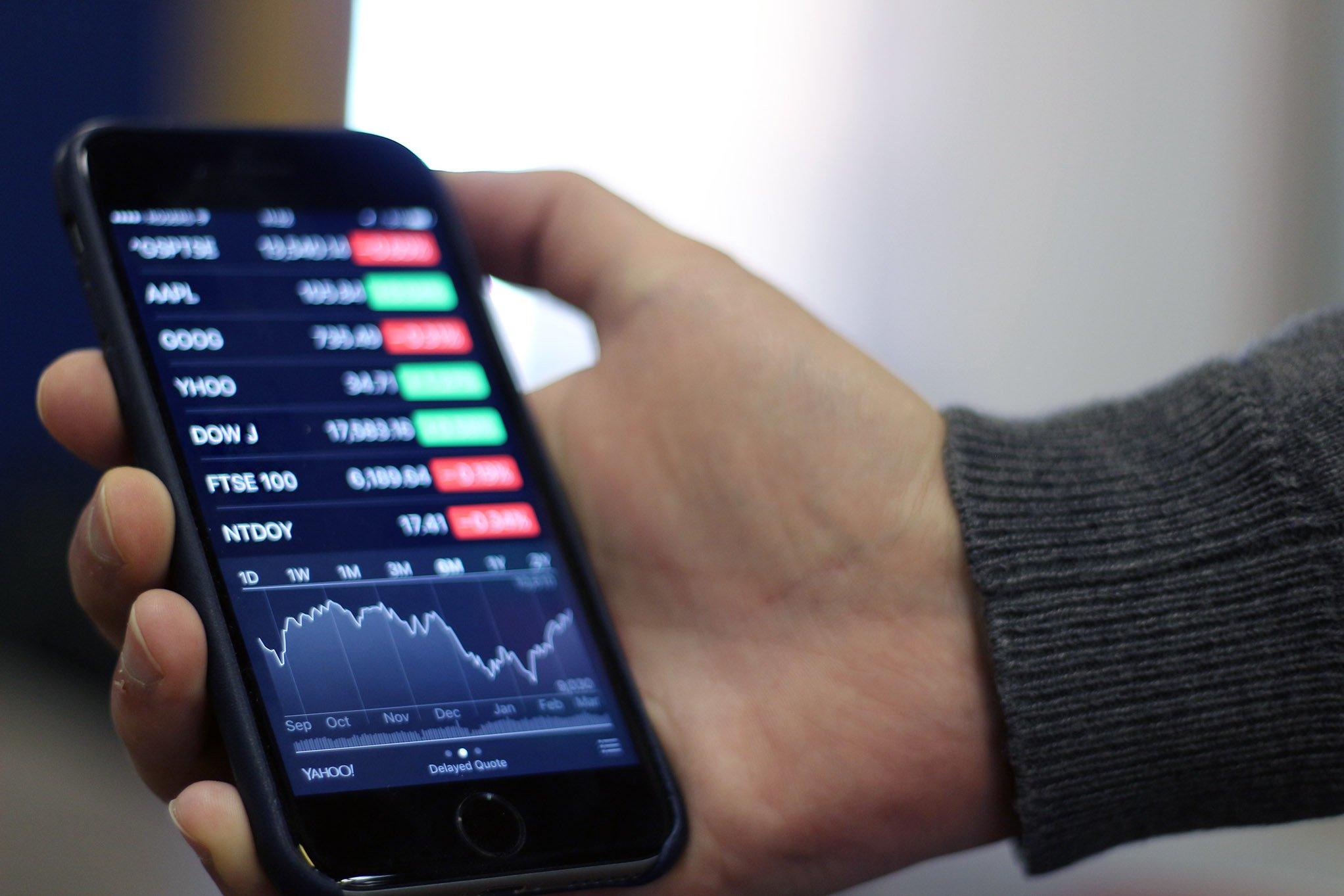 stocks app the ultimate