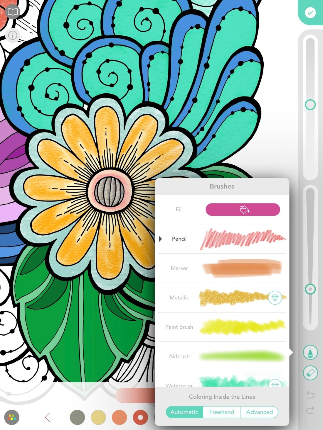best coloring books for adults on ipad in 2019 | imore