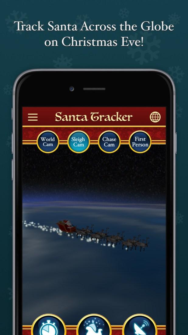 Santa Call & Tracker