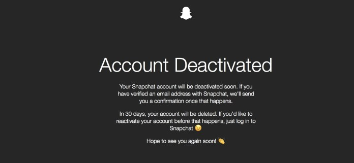 Image result for How To Delete Snapchat Account Permanently?