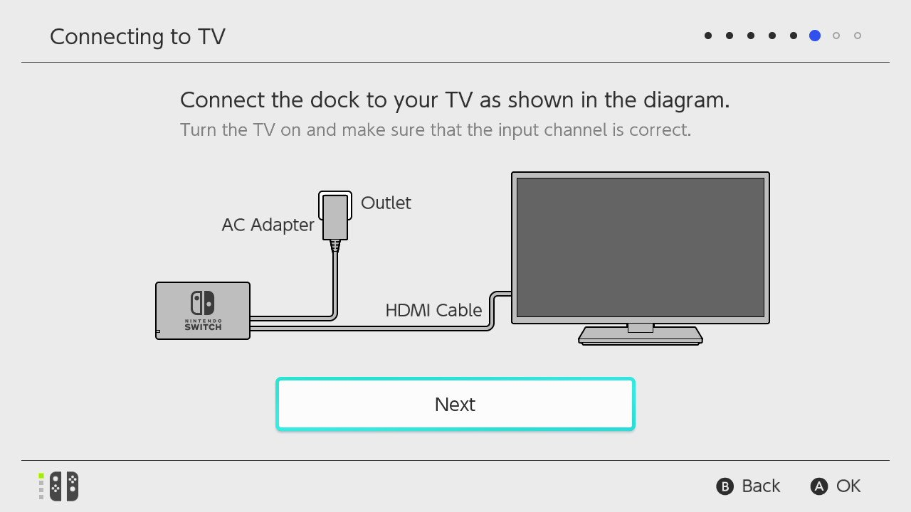 medium resolution of select success when your tv displays the image