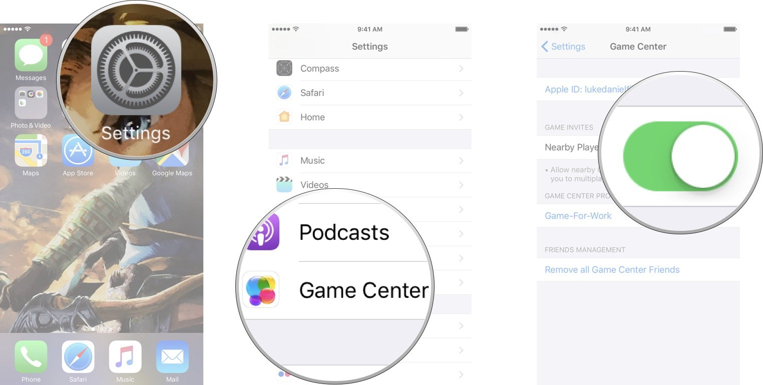 Everything You Need To Know About Game Center Imore