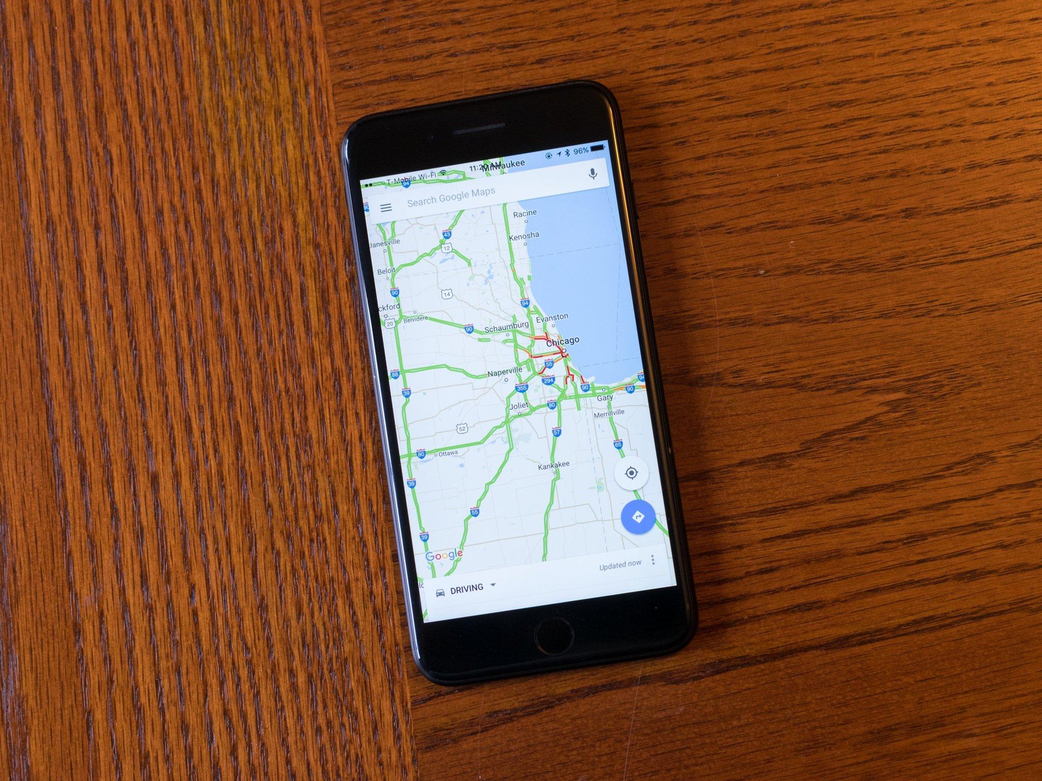 Delete History And Prior Destinations In Google Maps Imore