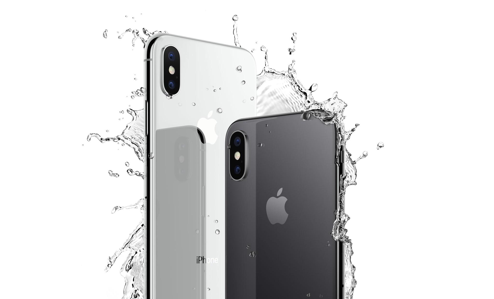 iphone X WATER ile ilgili görsel sonucu