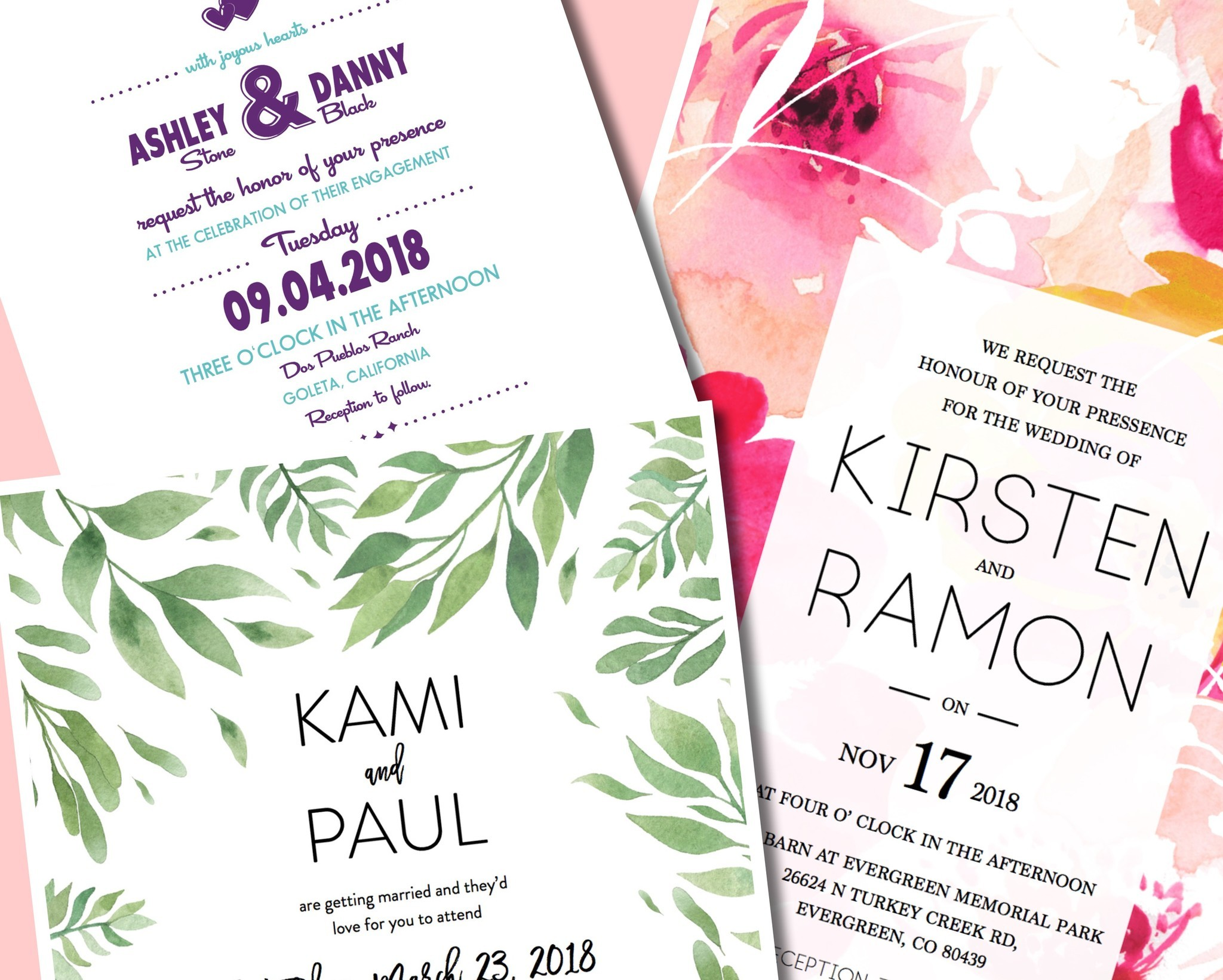Best services for wedding invitations  iMore