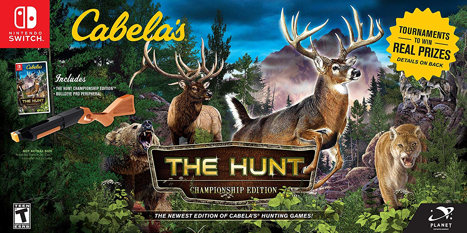 Best Hunting Game For Nintendo Switch Imore