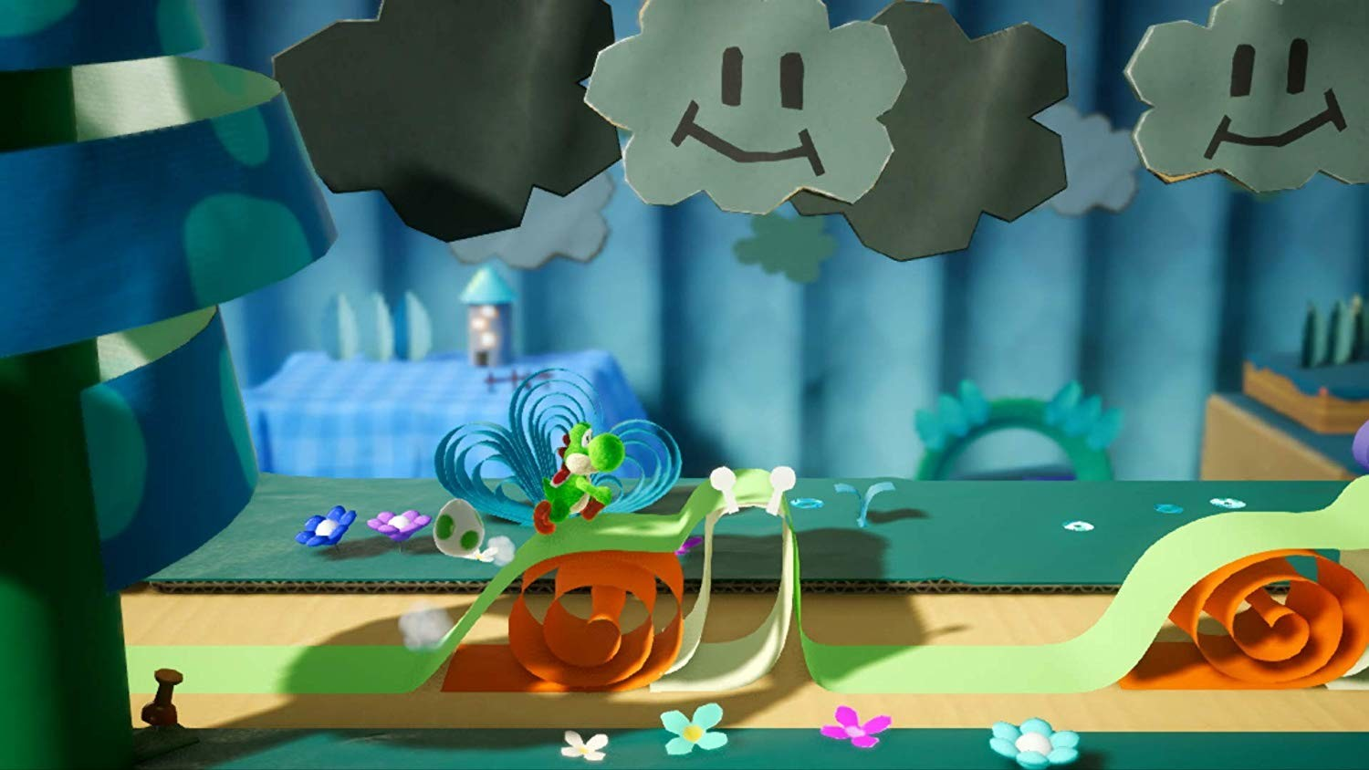 Yoshi S Crafted World Everything You Need To Know Imore